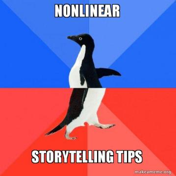 nonlinear-storytelling-tips